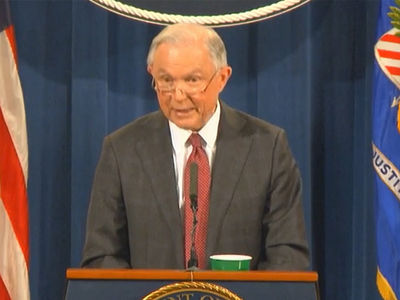 Jeff Sessions Recuses Himself from Any Trump-Russia Probe (VIDEO)