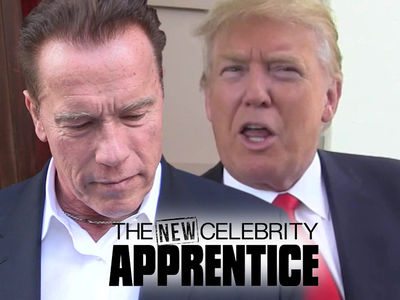 Arnold Schwarzenegger Quits as Host of 'Celebrity Apprentice' ... Blames Trump
