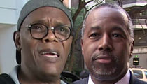 Samuel L. Jackson Blasts Ben Carson Over Slave Ships, 'Muthafukka Please!!!' (VIDEO)