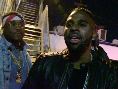 Jason Derulo Drops Over $70k at Strip Club, Calls it a Business Expense! (VIDEO + PHOTO)