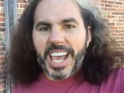 Broken Matt Hardy Threatens to DELETE Vince McMahon (VIDEO)