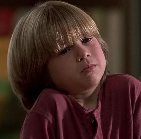 """Justin Cooper is best known for playing the let down little boy Max Reede -- opposite his on-screen dad Jim Carrey -- in the 1997 funny film """"Liar Liar."""""""