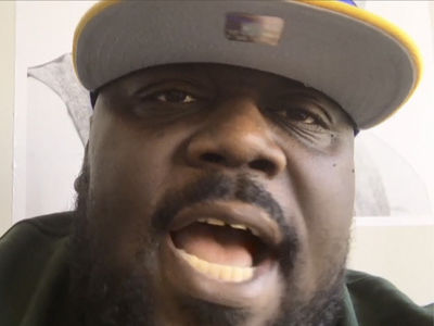 Faizon Love Says Valet Is Lucky He Didn't Punch or Stomp Him! (VIDEO)