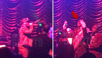 Jagged Edge Boots NFL's Nick Fairley From Show ... 'Get Your Big Ass Off the Stage, N**ga' (VIDEO)