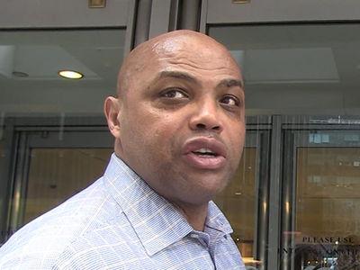 Charles Barkley Blasts Trump ... Over NCAA Bracket Diss (VIDEO)