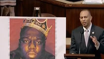 Notorious B.I.G. Honored in the Halls of Congress (VIDEO)