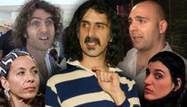 Frank Zappa Family War, Dweezil vs. Ahmet and Diva