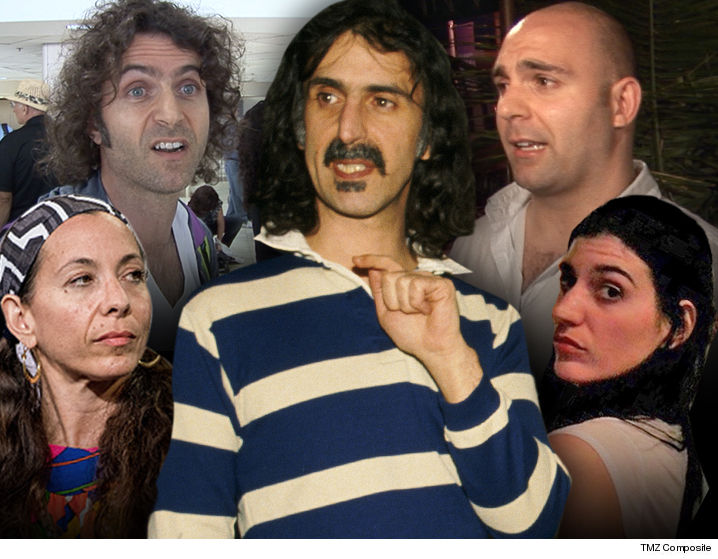Dweezil Zappa's brother and sister are going after him, claiming he's  ruining the Zappa name by spreading lies that tarnish their father's legacy.