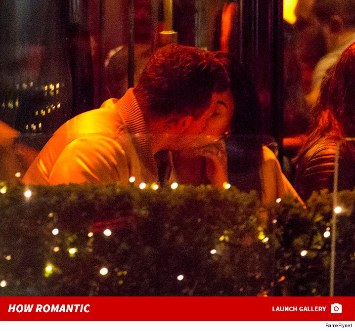 Johnny Manziel & Fiancee French Kissing In Paris ... and Partying ...