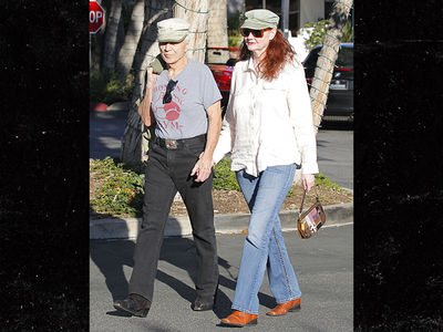 Robert Blake and New Fiancee Dress the Same (PHOTO)