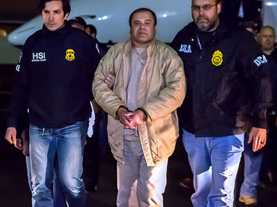El Chapo Obsessed with Celebrity Status