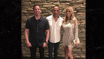 Tarek and Christina El Moussa Meet With Famous Life Coach For Conscious Uncoupling (PHOTO)