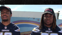 Chargers Players Warn L.A. Fans ... Choose Us Over The Rams NOW (VIDEO)