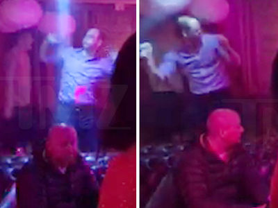 Prince William Shows Off '90s Dance Moves in AWESOME Nightclub Video! (UPDATE: NEW VIDEO)