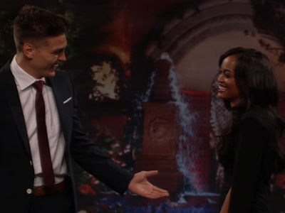 New 'Bachelorette' Rachel Lindsay Meets Her Guys, One's Ready to Go Black (VIDEO)