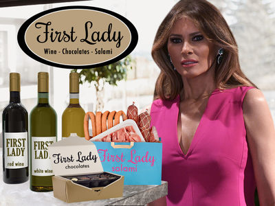 Melania Trump's Home Country Selling 'First Lady' Wine Before Its Time