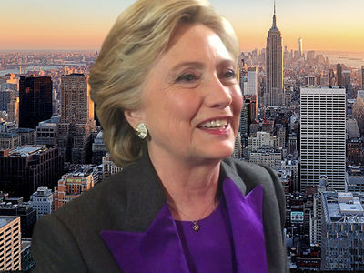 Hillary Clinton 'Thinking' About NYC Mayoral Run