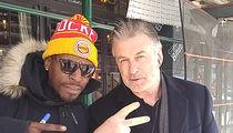 Alec Baldwin Tells Fan 'Stay Black' ... It's Their Thing (VIDEO)