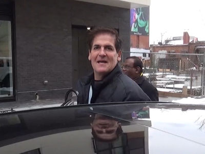 Mark Cuban to Obama ... I'll Sell You 10% of the Mavs ... Here's My Price! (VIDEO)