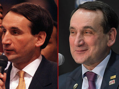 Mike Krzyzewski -- Good Genes or Good Docs?