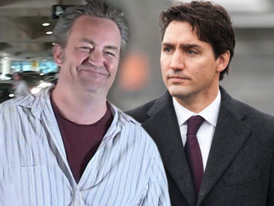 Matthew Perry Once Beat Up Justin Trudeau in Elementary School (VIDEO + PHOTO)