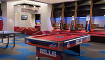 Buffalo Bills Locker Room Pool Table Fetches BIG MONEY At Auction (PHOTOS)