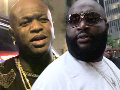 Birdman PISSED at Rick Ross for 'Using' Wayne Feud to Push His Sales (AUDIO)