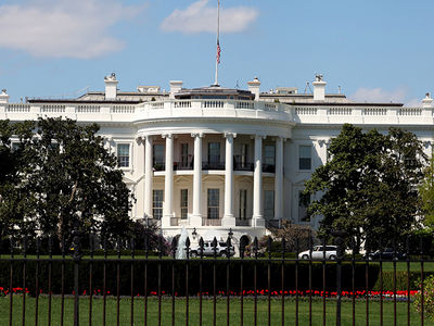 White House Fence Jumper Lingered Nearly 20 Minutes, Even Jiggled Doorknob