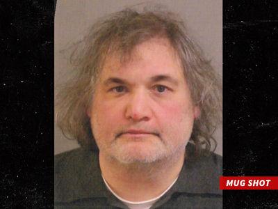 Artie Lange's Sad Mug Shot