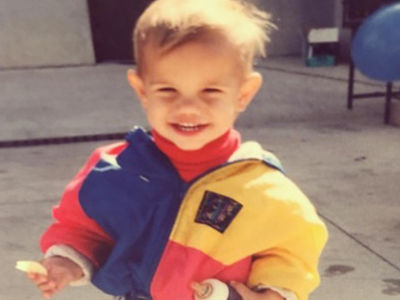 Guess Who This Smiley Kid Turned Into!