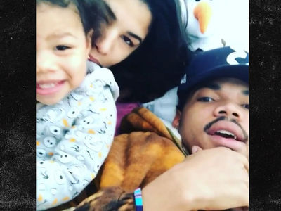Chance the Rapper Reaches Child Support Agreement with Baby Mama