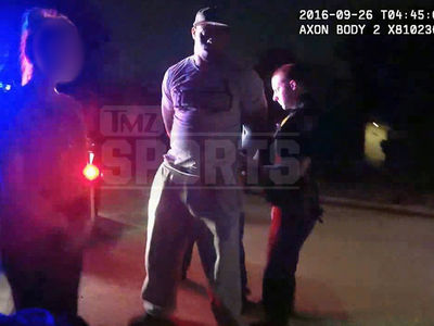 Greg Hardy's Cocaine Arrest Video ... 'He's a Cowboys Player, Don't Stir Anything Up' (VIDEO)