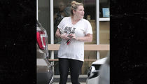 Kesha Workin' It Out In L.A. (PHOTO)