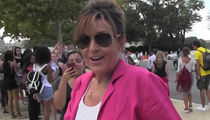 Sarah Palin -- My Husband's a Bionic Man Now