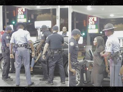 'Love & Hip Hop: Atlanta' Star Erica Dixon Has Explosive Encounter with Cops Before Arrest (VIDEO + MUG SHOT)
