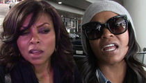 Taraji P. Henson & Nia Long's Beef Started with Bloody Joke