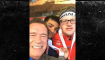 Arnold Schwarzenegger Responds to 'R-Word' Comment Over Special Olympics