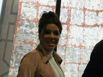 Eva Longoria Loves Fellow Empire Star Nia Long! (VIDEO)