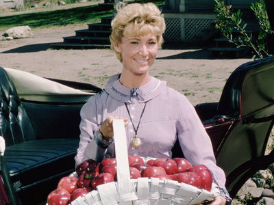Charlotte Stewart in 'Little House on the Prairie' 'Memba Her?!