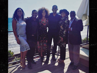 'The Fresh Prince of Bel-Air' Cast Reunited for 'Hilary' Charity (PHOTO)