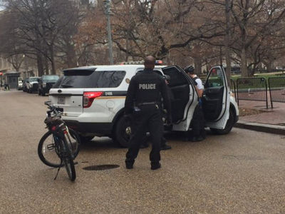 White House Lawn Closed for Suspicious Package (PHOTO) (UPDATE)