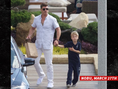 Robin Thicke, Paula Patton on Verge of Custody Settlement