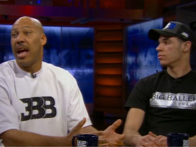 LaVar Ball on Family Reality Show ... 'It's a Hell of a Story' (VIDEO)