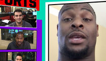 Le'Veon Bell -- My Music's As Good as Drake, Rick Ross & Future (VIDEO)