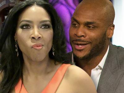Kenya Moore's Ex Matt Jordan Gets Cold Shoulder From 'RHOA' Reunion