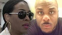 Kenya Moore Gets Restraining Order Against Ex-BF Matt Jordan