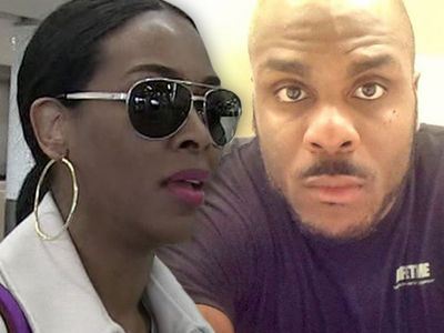 Kenya Moore Gets Restraining Order Against Ex-BF Matt Jordan
