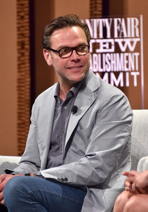 James Murdoch, CEO 21st Century Fox