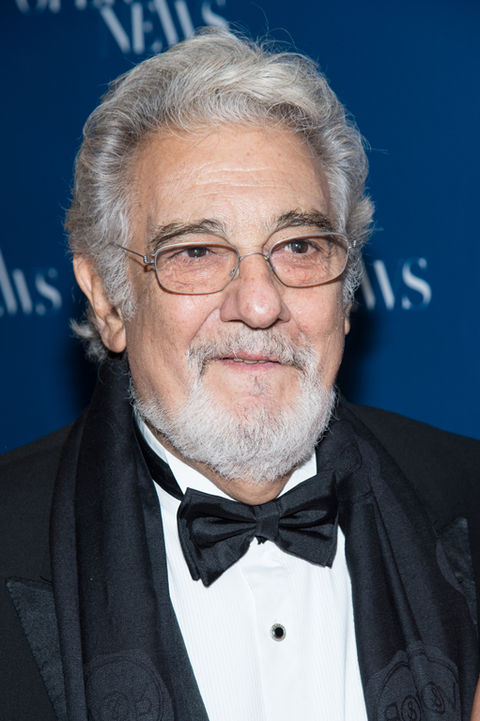 Placido Domingo, Opera Singer, Conductor and General Director of LA Opera