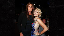 Paris Jackson Hangs with Caitlyn Jenner at GLAAD Awards  (PHOTO)